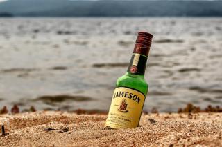 Jameson Irish Whiskey - Obrázkek zdarma pro 220x176