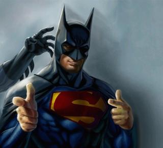 Super Batman - Obrázkek zdarma pro 208x208