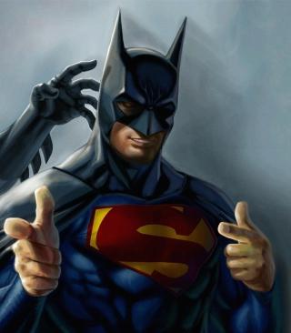 Super Batman - Obrázkek zdarma pro 480x854