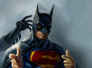 Super Batman sfondi gratuiti per cellulari Android, iPhone, iPad e desktop