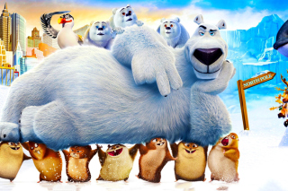 Norm Of The North Background for Android, iPhone and iPad