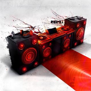 Powered DJ Speakers - Obrázkek zdarma pro iPad