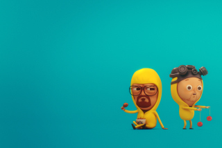 Breaking Bad - Obrázkek zdarma pro Xiaomi Mi 4