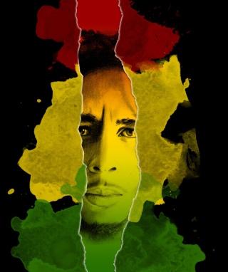 Bob Marley - Obrázkek zdarma pro Nokia Asha 310