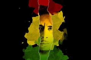 Bob Marley - Obrázkek zdarma pro Samsung Google Nexus S 4G