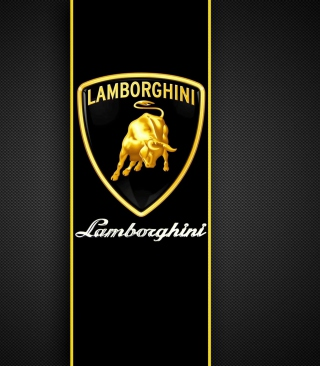 Lamborghini Logo Picture for 480x854