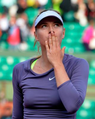 Maria Sharapova - Obrázkek zdarma pro Nokia 300 Asha