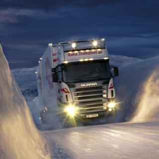 Scania - Obrázkek zdarma pro iPad Air