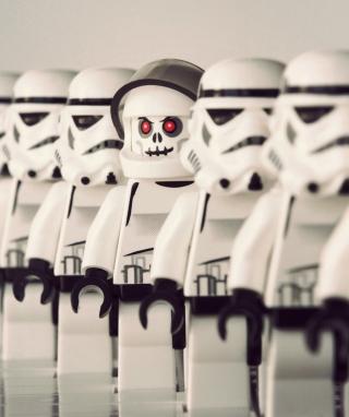 Star Wars Lego - Obrázkek zdarma pro Nokia Lumia 625