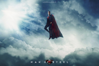 Superman, Man of Steel Wallpaper for Android, iPhone and iPad