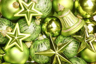Free Christmas Tree Toys Picture for Android, iPhone and iPad