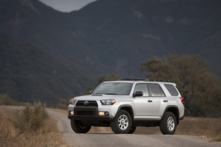 Toyota  4Runner Wallpaper for Android, iPhone and iPad