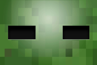 Minecraft Zombie Wallpaper for Android, iPhone and iPad