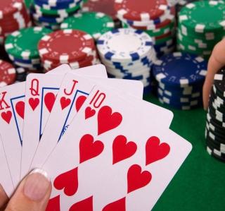 Poker - Obrázkek zdarma pro 208x208