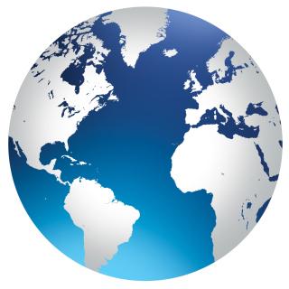Globe - Obrázkek zdarma pro iPad mini 2