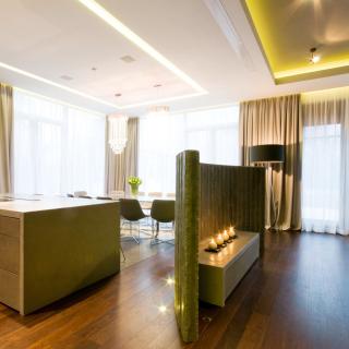 Romantic Apartment Decor - Obrázkek zdarma pro 1024x1024