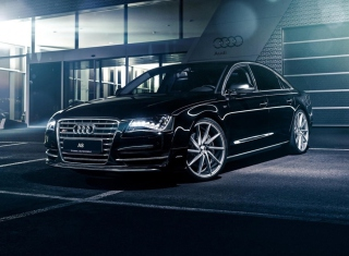 Free Audi A8 Picture for Android, iPhone and iPad