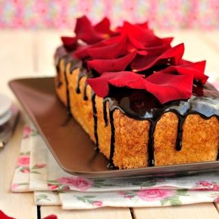 Chocolate pastry - Obrázkek zdarma pro 320x320