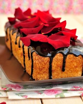 Chocolate pastry - Obrázkek zdarma pro 352x416