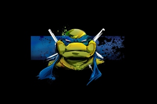 Free Ninja Turtles TMNT Picture for Android, iPhone and iPad