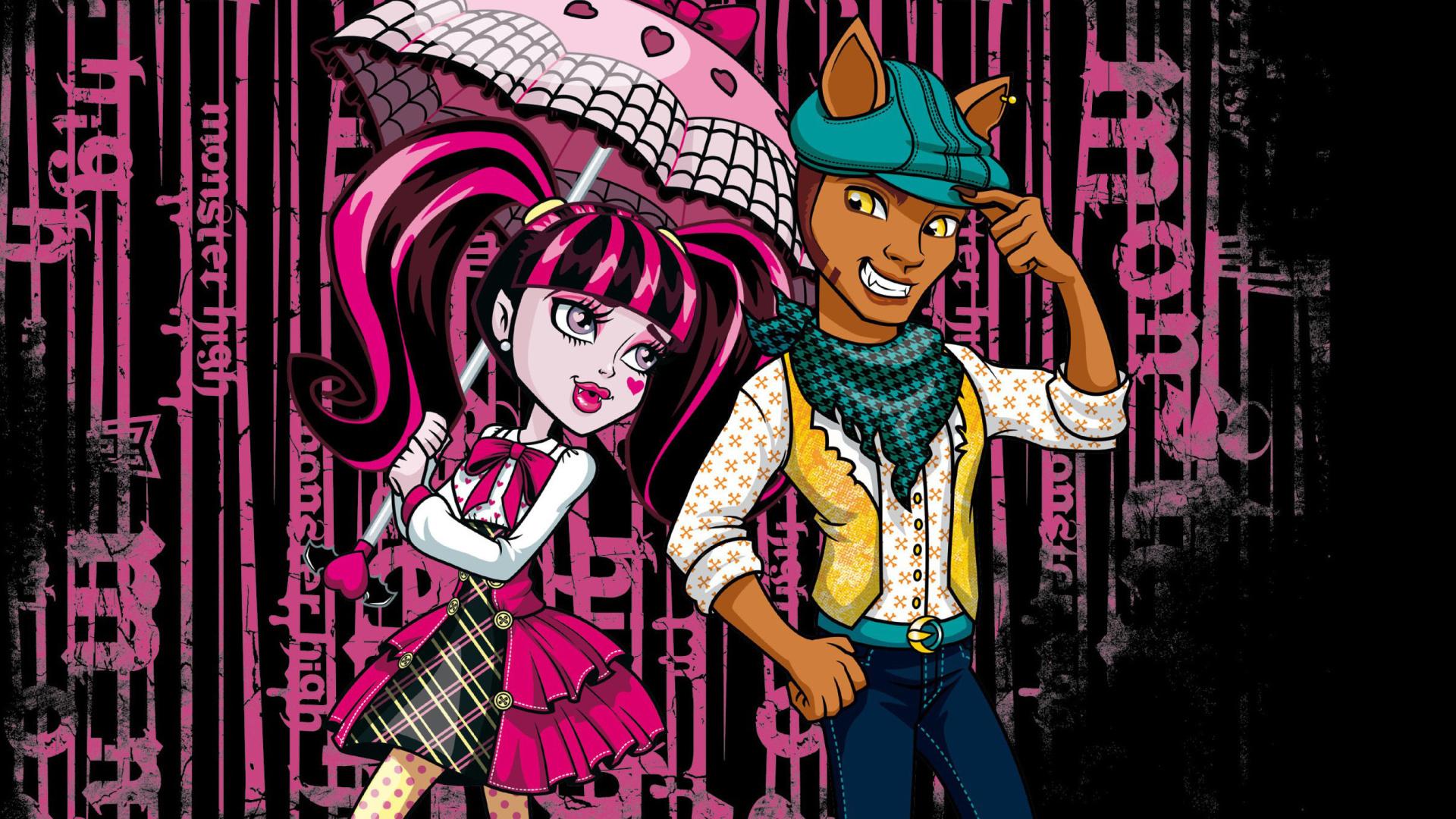 Fondos De Pantalla De Monster High: Fondos De Pantalla Gratis Para Escritorio