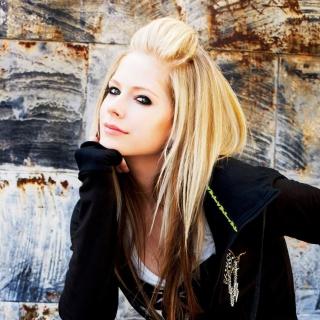 Avril Lavigne - Obrázkek zdarma pro 320x320