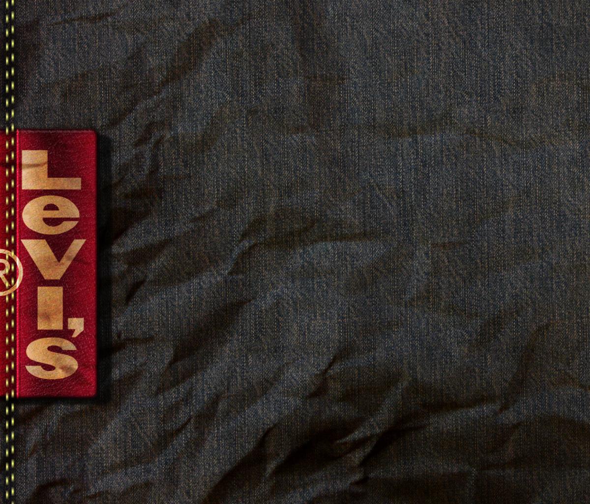 Screenshot №1 pro téma Levis 1200x1024