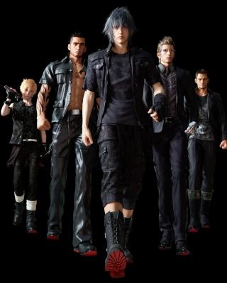 Final Fantasy XV - Obrázkek zdarma pro 240x432