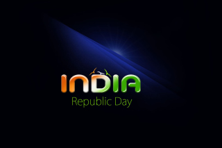 Republic Day India 26 January Background for Android, iPhone and iPad