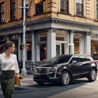 Cadillac XT5 Crossover - Obrázkek zdarma pro iPad
