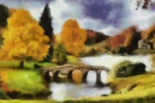 Painting Wallpaper for Android, iPhone and iPad