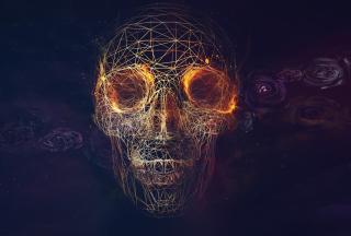 Skull - Obrázkek zdarma pro 1024x768