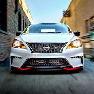 Nissan Sentra Nismo - Obrázkek zdarma pro iPad 2
