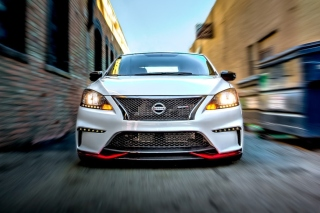Nissan Sentra Nismo Background for Android, iPhone and iPad