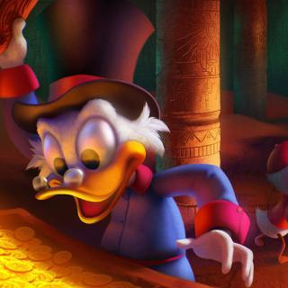 DuckTales - Obrázkek zdarma pro iPad 2