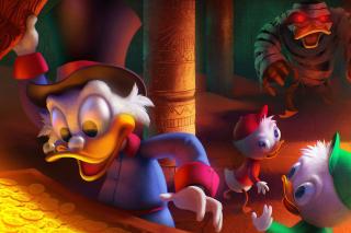 DuckTales - Obrázkek zdarma pro HTC One