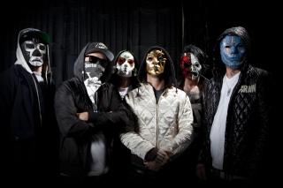 Hollywood Undead - Obrázkek zdarma pro 480x400