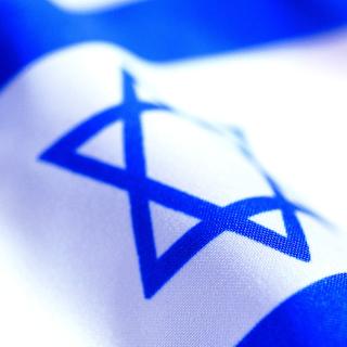 Israel Flag - Obrázkek zdarma pro 320x320