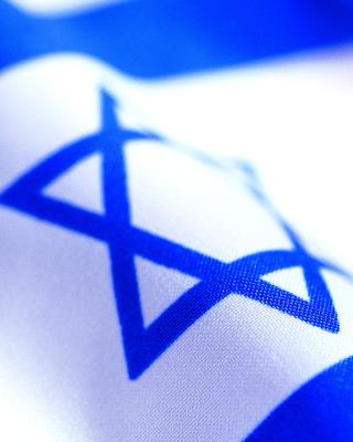Israel Flag - Obrázkek zdarma pro Nokia Asha 502