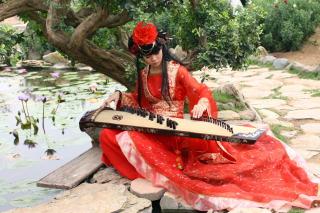 Asian Music Player - Obrázkek zdarma pro 1280x720