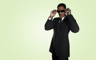 Man In Black Will Smith Picture for Android, iPhone and iPad