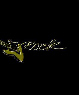 Rock - Obrázkek zdarma pro Nokia Asha 310