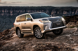 Lexus LX 570 Picture for Android, iPhone and iPad