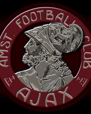 AFC Ajax Club HD Logo - Obrázkek zdarma pro Nokia C3-01