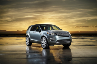 Land Rover Discovery Sport Background for Android, iPhone and iPad