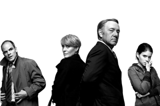 House of Cards with Kevin Spacey Background for Android, iPhone and iPad