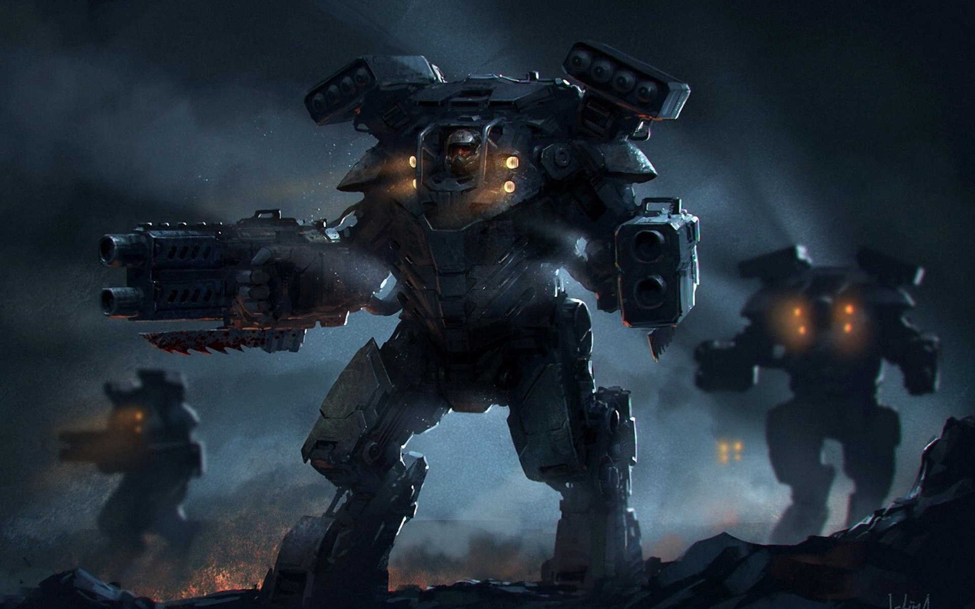 Mechwarrior online game wallpaper for 1920x1200 - Games hd wallpapers 1920x1200 ...
