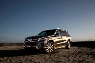 Mercedes Benz GLS Wallpaper for Android, iPhone and iPad