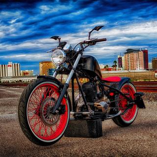 Cleveland CycleWerks Bike - Obrázkek zdarma pro iPad Air