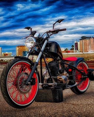 Cleveland CycleWerks Bike - Obrázkek zdarma pro Nokia X1-00